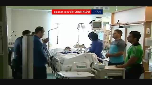 فوری و ناگهانی : بیت الله عباسپور درگذشت