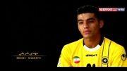 فیلم انتخاب تعجب برانگیز پدیده سال فوتبال ایران