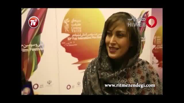 افتتاحیه جشنواره فیلم فجر 93+پشت صحنه قسمت اول