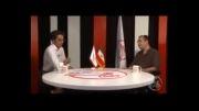صحبت های سیامک انصاری در مورد آشنایی اتفاقی با مهران مدیری