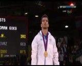 مراسم طلای امید نوروزی المپیک 2012 لندن بدون سانسور GEM SPORTS