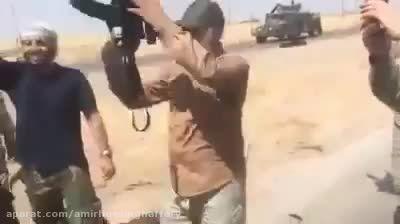 سردار قاسم سلیمانی فرمانده سپاه قدس ایران در عراق