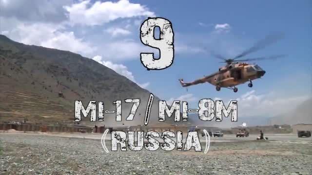 غول پیکرترین هلیکوپترهای جهان!!