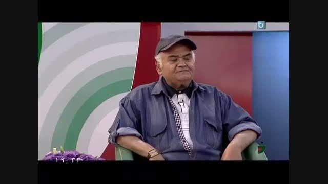 کنایه ی اکبر عبدی به محمدرضا شریفی نیا !!!