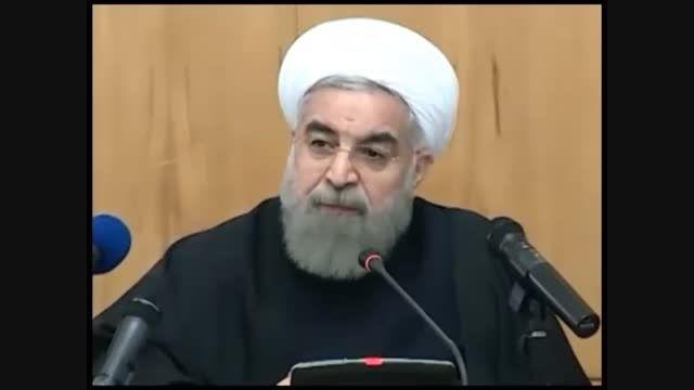حمایت روحانی از جاسوسان دستگیر شده!!!!!