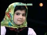 شعر خوانی رها حسین پور معتمد - کودک 7 ساله ایرانی