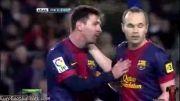 مسی کاپیتان جدید بارسلونا