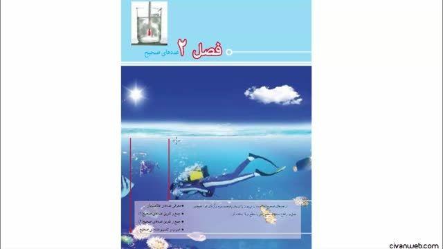 حل فعالیت 1 صفحه 14 کتاب ریاضی پایه هفتم