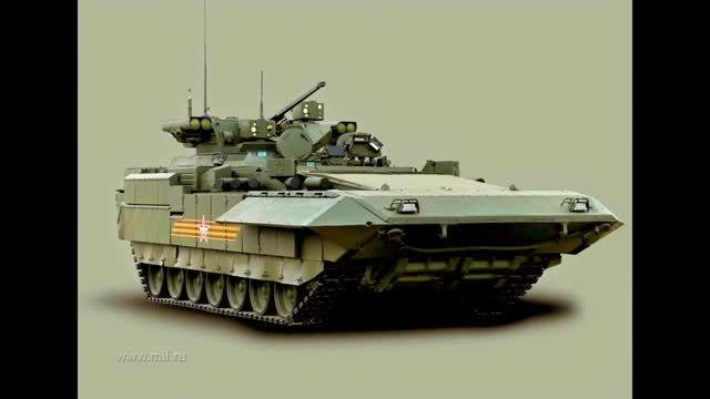 تصاویر جدیدترین محصولات زرهی و نظامی روسیه