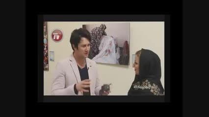 اعترافات همسر شهاب حسینی