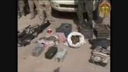 کشتار جدید داعش توسط ارتش قدرتمند عراق - سوریه