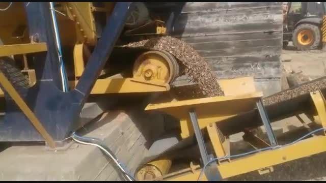 ساخت انواع بچینگ پلانت -ماشین آلات راه سازی-بتن آماده295 بازدید; 1:58 بچینگ پلانت لایناربین (فیدری )-مترو