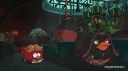 بازی زیبا پرندگان عصبانی : جنگ ستارگان Angry Birds Star