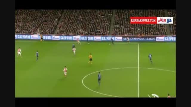حواشی شکست تلخ آرسنال مقابل موناکو