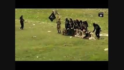 جدیدترین نوع جنایت داعش-سوریه و عراق