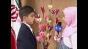 یک کودک برای یک روز فرماندار شیراز شد ...!!!