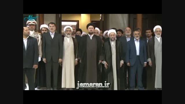 تجدید میثاق مسئولان قضایی با آرمان های امام خمینی (س)