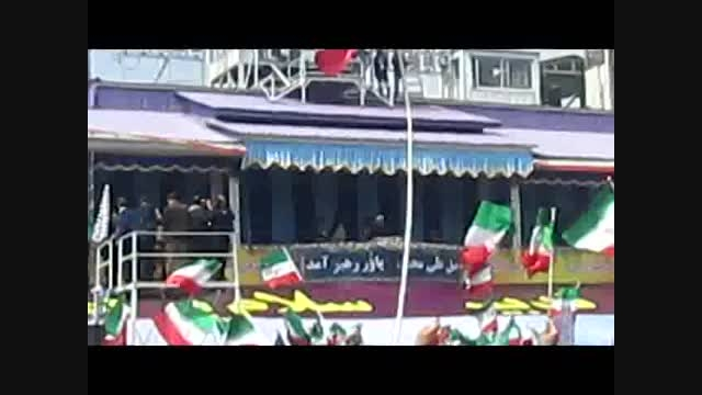رییس جمهوری در اجتماع بزرگ مردم استان گیلان