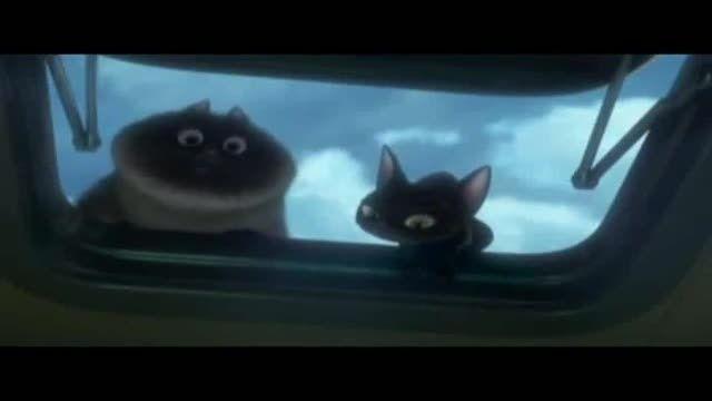 تریلر انیمیشن تیزپا با دوبله فارسی