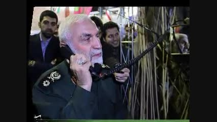 """""""سردار همدانی"""" در سوریه به شهادت رسید :("""
