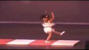 کلیپی از ژیمناستیک زیبا توسط دختربچه ورزشکار ..
