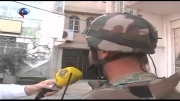 بسته شدن یکی از منافذ مهم تروریستها در سوریه