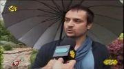 محسن تنابنده واحمد مهرانفر در برنامه خوشا شیراز