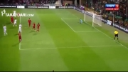 گل های بازی اسلواکی 2-1 اسپانیا / مقدماتی یورو 2016