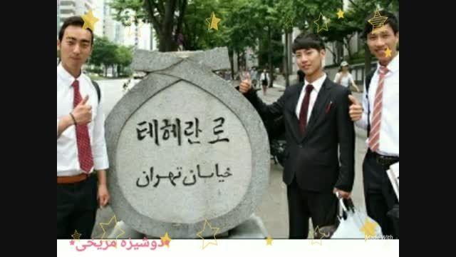 یکی از مکان های دیدنی کره جنوبی « خیابان تهران »