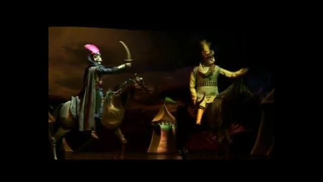 اپرای عاشورا - توبه حر