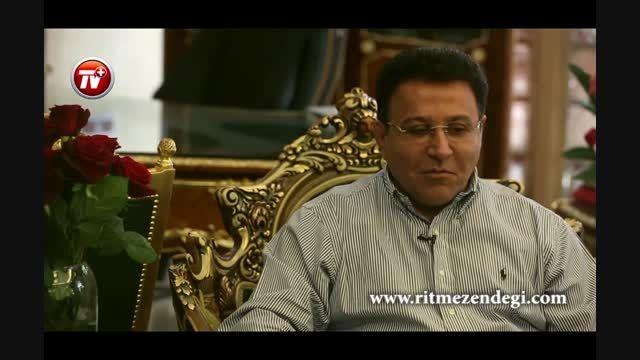 حسین هدایتی: این پول را به عشق میلیون ها ایرانی می دهم