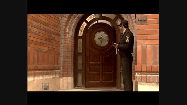 سکانس بازداشت متهم زن (2)