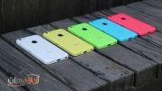 iPhone 5C با قاب هایی رنگی