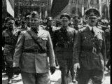 موسیلینی و آدولف هیتلر