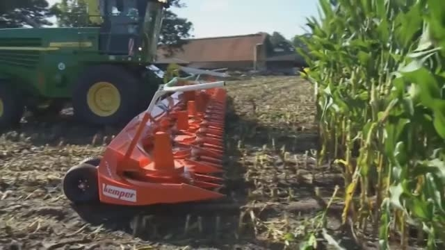 خودروی فوق العاده جالب کشاورزی