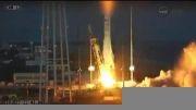 انفجار راکت Antares شش ثانیه پس از پرتاب!
