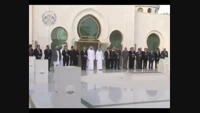 رییس جمهور افغانستان در عربستان