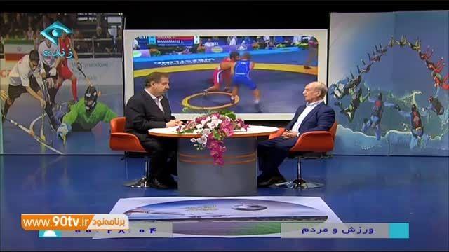 گفتگو با افشار زاده / از استقلال و جاسم کرار تا المپیک