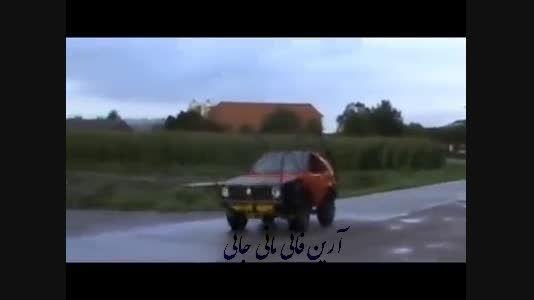 سایپا علیه ولوو خودروی ساخت که چپ نمی شود !#