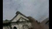 لحظه لرزه ۷.۲ ریشتری فیلیپین