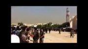 دانشجویان دانشگاه لبنان منتظر ورود دکتر احمدی نژاد