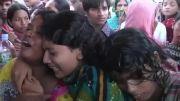 کشته شدن 200 نفر در غرق شدن کشتی در بنگلادش