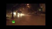 حمله ی پلیس ترکیه به خبرنگار راشاتودی