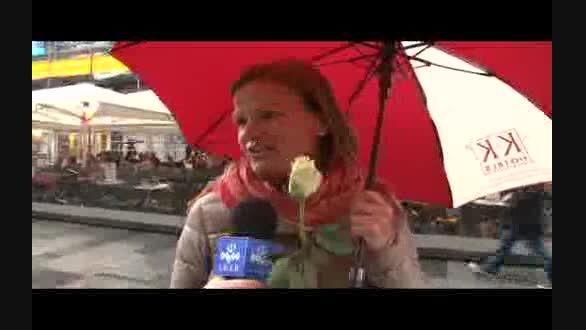 رزهای سفید برای مقابله با اسلام هراسی