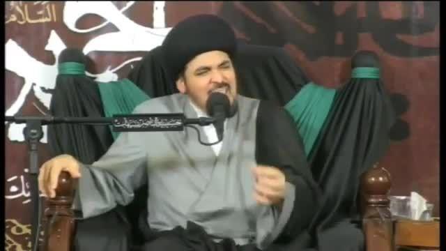 تعریف آقای کمال الحیدری از خود و متهم کردن دیگران