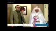 کلیپ طنز عروسی خانم شیرزاد و آقای دکتر