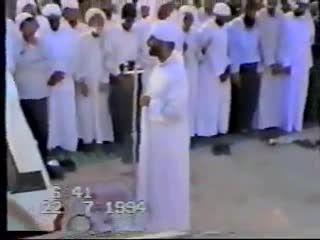 تشییع جنازه شیخ دکتر ضیایی(ستاره همیشه درخشان جنوب)