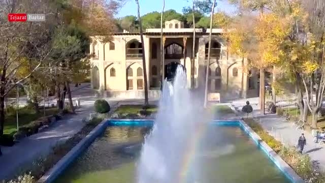 لبخند امنیت به گردشگران اصفهان