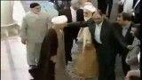 خودداری هاشمی رفسنجانی از قرار گرفتن در کنار احمدی نژاد (2)