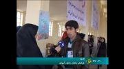 پخش مصاحبه مدیریت صنایع رباتیک آراد استان در خبر استان